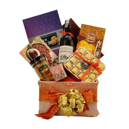 Festive Hamper: Chinese New Year Gifts