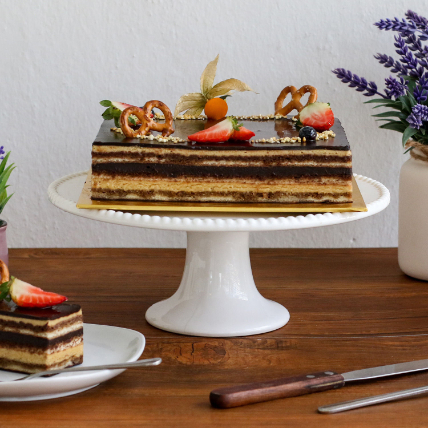 Mouth Watering Opera Cake: Gift Ideas For Kids