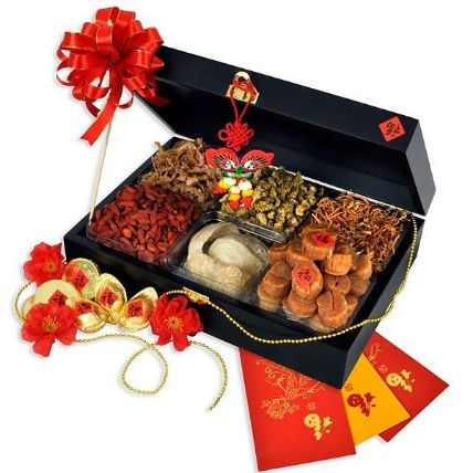 Oriental Gift Hamper: Chinese New Year Gifts