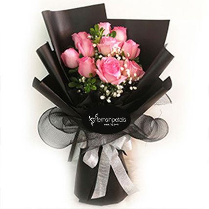Pink And Elegant: Flower Bouquets