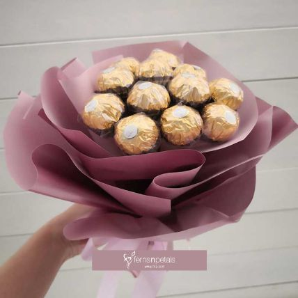 Special Chocolate Bouquet: Same Day Delivery Gifts