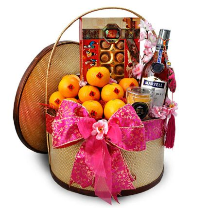 Spring Beauties Special Gift Basket: Gifts Ideas