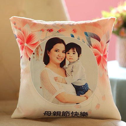 Personalised Mothers Day Cushion: Cushions