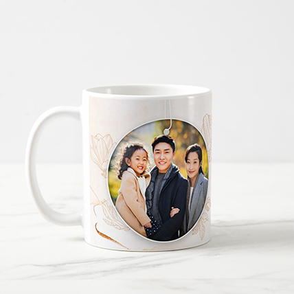 Happy Parents Day Personalised Mug For Parents Day