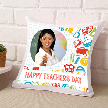 Personalised Cushion For Teacher