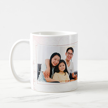 Thank You For Everything Personalised Mug For Parents Day