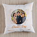 Happy Parents Day Personalised Cushion For Parents Day