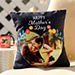 Mothers Day Personalised Picture Cushion