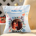 Mothers Day Personalised Pretty Cushion