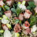 Heavenly Mixed Roses Bouquet