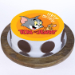 Tom And Jerry Photo Cake Pineapple 1 Kg